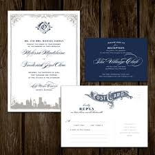 wedding ceremony program sles handmade detroit skyline wedding invitations by lano design studio