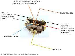 condenser contactor wiring photo album wire diagram images