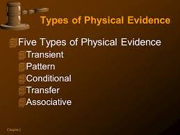pattern physical evidence 1 unit 2 evidence 2 2 physical evidence chapter 2 value of