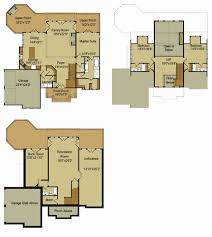 home floor plans with basements 2 story house plans with basement beautiful house plans