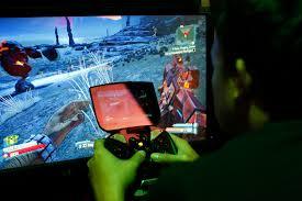 the case for violent video games