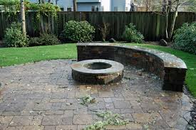 Ep Henry Fire Pit by Fantastic Stone Paver Patio With Ep Henry Bristol Stone Paver