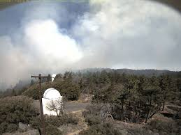 Wildfires Near Montana by Near Real Time Photos Of Prescribed Fire On Mt Laguna U2013 Wildfire