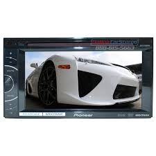 pioneer avh x1600dvd u003cp u003e2 din in dash multimedia dvd receiver
