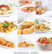 collection cuisine food collection cuisine stock photo 125563244