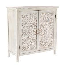 accent cabinets with doors olney springs traditional carved design 2 door accent cabinet