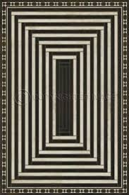 Vinyl Outdoor Rugs Leah Outdoor Rug Black Ivory Stacey Averbuch Pinterest