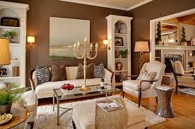 living room appealing colored living room brown and