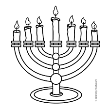 kwanzaa candles coloring pages download and print for free