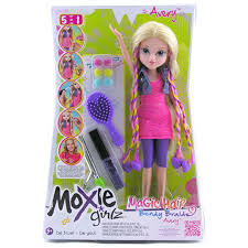 Magic Hair Bendy Braidz Doll Moxie Girlz Wwsm