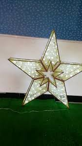 Outdoor Lighted Christmas Star Decoration by Commercial Shopping Mall 2m 3m 4m 5m Led Lighted Outdoor Hanging