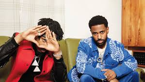 what is big sean s hairstyle big sean metro boomin detail surprise joint lp double or
