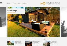 urlaub architektur news heide ferienhaus in der lüneburger heide ferienhaus heide