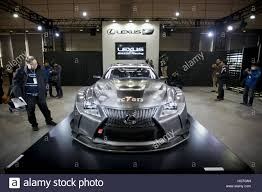 custom lexus rc f tokyo japan 13th jan 2017 the new lexus rc f gt3 on display at
