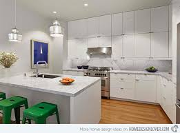 peninsula kitchen ideas 15 astounding peninsula shaped modern kitchens home design lover