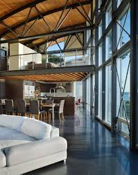 Industrial And Rustic Designs Resurfaced Industrial Interior Design Den Loft The Perfect Man Cave