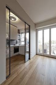 sliding kitchen doors interior cucina kitchen interior interno ristrutturazione appartamento