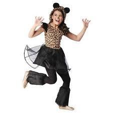 Leopard Halloween Costume Kids Kids Cheetah Costume Ebay