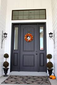 Front Door Colors For Gray House Best 25 Brown Doors Ideas On Pinterest Brown Front Doors Front