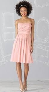 light pink knee length dress light pink knee length bridesmaid dresses buy light pink knee length