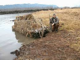 Homemade Goose Blind Duck Or Goose Blinds Www Ifish Net