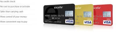 bancorp bank prepaid cards excella visa prepaid card