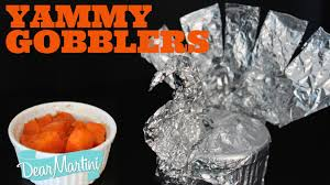 Yam Thanksgiving Recipes Yammy Gobblers Roasted Yams Thanksgiving Recipe Youtube