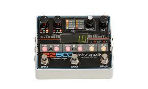 electro harmonix 22500 dual stereo looper test bonedo