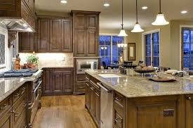 Kitchen Cabinet With Granite Top Kitchen Cabinet Granite Top Excellent Brown Color Maple Kitchen