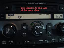 honda odyssey 2005 aux input connecting iphone to honda odyssey up for
