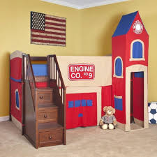 Princess Castle Bunk Bed Donco Loft With Slide Bunk Beds Slides Hack Fort L Shaped