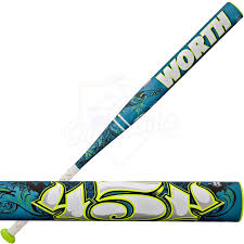 worth softball bat 454 legit fastpitch softball bat 8oz fp4l8