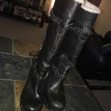 s heeled boots australia bcbgirls harness boots size 8 5 shopping shoes and