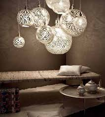unique pendant lights and arabic decor accessories