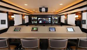 home theater modern home systems