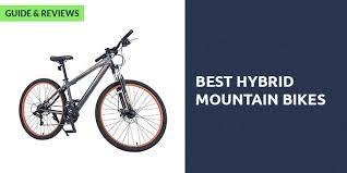 Best Bike For Comfort Best Hybrid Mountain Bike In 2017 U2013 Guide U0026 Reviews