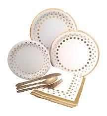 gold polka dot supplies metallic foil