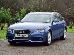 audi crawley used cars audi a4 avant 2 0 tdi e technik now sold by taylors pitstop garage