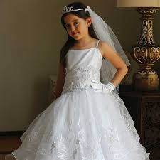 angels garment white taffeta organza holy communion dress 10