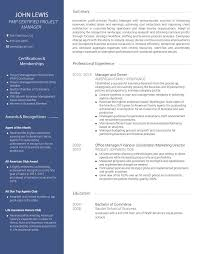 professional resume template free cv builder and professional resume cv maker visualcv