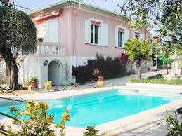 chambre style cagne villa with pool large garden at cagnes sur mer 1003953