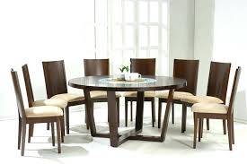 dining room sets for 6 having round dining room tables for 6 and 8 describing your round