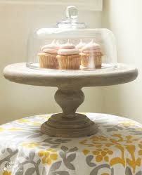 rustic cake stand 50 gorgeous do it yourself cake stands