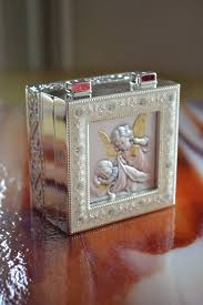 sterling silver keepsake box guardian angel with l sterling silver keepsake box celebrate