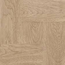 Peel And Stick Wood Floor Armstrong Natural Wood Parquet 12 In X 12 In Residential Peel