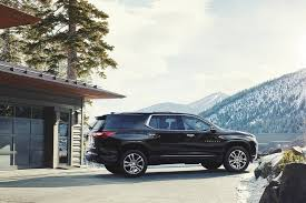 2018 chevrolet traverse is a bigger crossover always better wsj