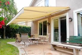Motorized Awning Retractableawnings Americanawningabc Com