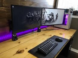 my current setup battlestations office workspace upgrade