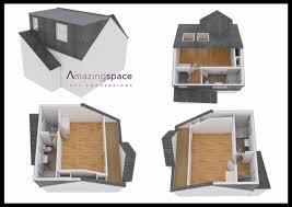 terraced house loft conversion floor plan 3d loft conversions plans in brighton hove shoreham worthing and