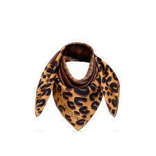 boucle d oreille leopard carré léopard et monogram accessoires louis vuitton